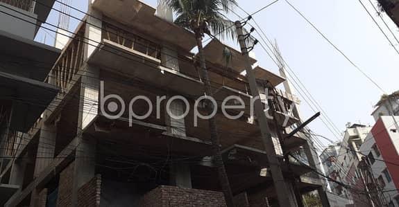 3 Bedroom Apartment for Sale in Dhanmondi, Dhaka - 1500 Sq. ft Apartment Is For Sale In West Dhanmondi Close To West Dhanmondi Yousuf High School.