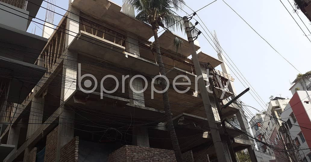 1500 Sq. ft Apartment Is For Sale In West Dhanmondi Close To West Dhanmondi Yousuf High School.