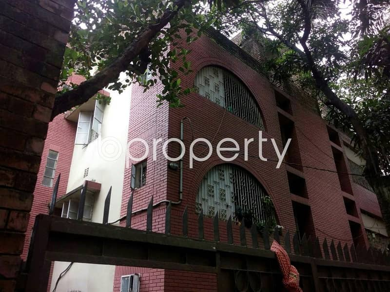 A Convenient 1480 Sq Ft Residential Flat Is Prepared To Be Sold At Mirpur 2, Nearby European Standard School