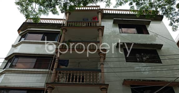 2 Bedroom Apartment for Rent in Shahjalal Upashahar, Sylhet - A Well-featured 1000 Sq Ft Residence Is Ready For Rent At Shahjalal Upashahar, Right Close To Shahjalal Upashahar High School