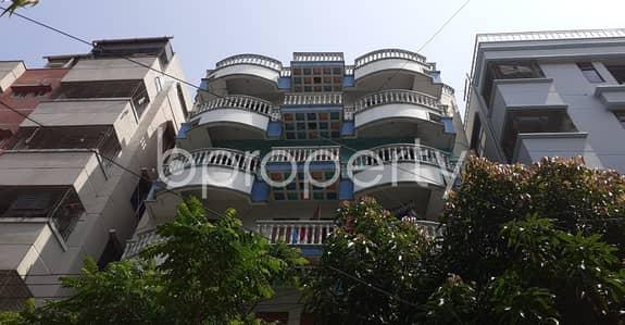 ভাড়ার জন্য BAYUT_ONLYএর অ্যাপার্টমেন্ট - নিকুঞ্জ, ঢাকা - Nicely Shaped 720 Sq Ft - 2 Bedroom Flat Up For Rent In Nikunja 2, Near Nikunja Park