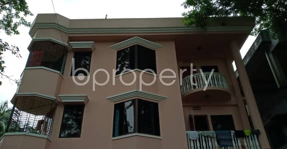 2 Bedroom Apartment for Rent in Shahjalal Upashahar, Sylhet - A Nice And Medium Sized 1000 Sq Ft Residential Apartment Is Available For Rent At Shahjalal Upashahar