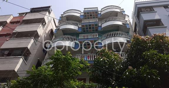 ভাড়ার জন্য BAYUT_ONLYএর ফ্ল্যাট - নিকুঞ্জ, ঢাকা - At Nikunja 2, A 720 Sq Ft Well Fitted Residential Property Is On Rent.