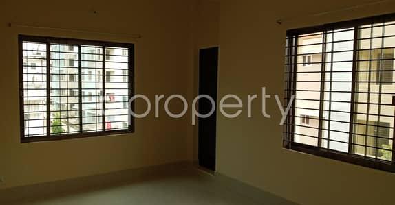 3 Bedroom Flat for Rent in Shahjalal Upashahar, Sylhet - Very Well Designed 1400 Sq Ft Residential Flat Is There For Rent At Shahjalal Upashahar Nearby Shahjalal Upashahar High School