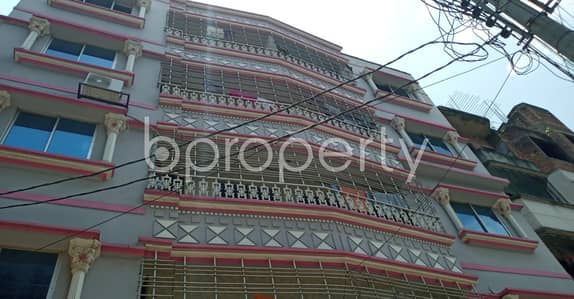2 Bedroom Flat for Rent in Dakshin Khan, Dhaka - 1200 Sq Ft Apartment Is Available For Rent In Aainusbag, Dakshin Khan