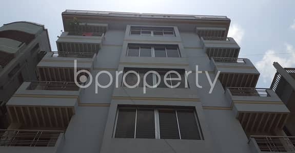 3 Bedroom Flat for Sale in Adabor, Dhaka - A Convenient 1400 Sq Ft Residential Flat Is Prepared To Be Sold At Adabor Near Baitul Aman Housing Society Jame Mosjid
