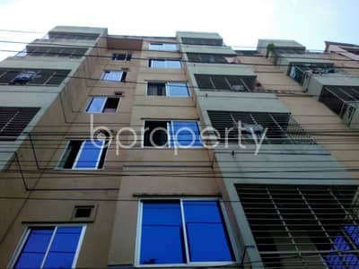 3 Bedroom Flat for Rent in East Nasirabad, Chattogram - Well Built And Lovely Flat Covering An Area Of 1600 Sq Ft Is Vacant For Rent In Zakir Hossain By Lane