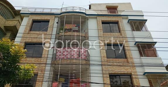 2 Bedroom Flat for Rent in Shahjalal Upashahar, Sylhet - Very Well Designed 1000 Sq Ft 2 Bed Residential Flat Is There For Rent At Shahjalal Upashahar