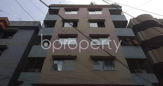 3 Bedroom Apartment for Rent in Banasree, Dhaka - Near Banasree Kacha Bazar 1100 Sq. Ft Flat For Rent In Banasree.