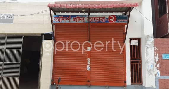 Shop for Rent in Mirpur, Dhaka - 600 Sq. Ft Shop Is For Rent In Mirpur