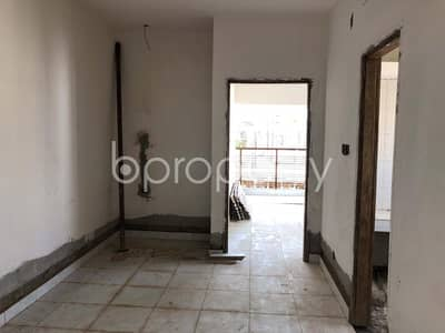 2 Bedroom Apartment for Sale in Uttara, Dhaka - Your Brand New Home Is Waiting For You In This Lovely Apartment Of 1000 Sq Ft For Sale At Uttara Sector 12