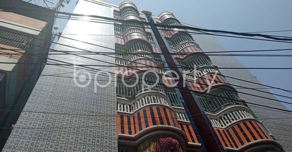 2 Bedroom Flat for Rent in Dakshin Khan, Dhaka - A Well Defined Flat Of 1000 Sq Ft In Dakshin Khan Is Available For Rent Nearby Al-arafah Islami Bank Limited