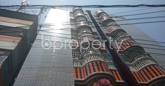 2 Bedroom Apartment for Rent in Dakshin Khan, Dhaka - A Perfect Flat Of 500 Sq Ft For Living With Small Family Is Available For Rent At Dakshin Khan Near Al-arafah Islami Bank Limited