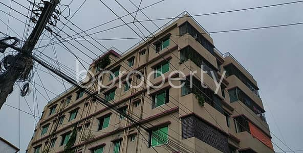 2 Bedroom Apartment for Rent in 11 No. South Kattali Ward, Chattogram - In 11 No. South Kattali Ward, 2 Bedroom Apartment Can Be Found For Rent Near Hakkani Khanka Sharif