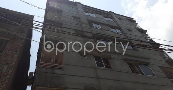 ভাড়ার জন্য BAYUT_ONLYএর ফ্ল্যাট - আদাবর, ঢাকা - 780 SQ FT flat is now to rent in Adabor near to Adabor Thana