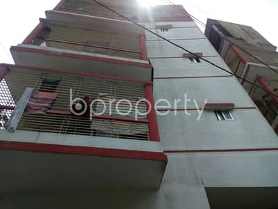 2 Bedroom Flat for Rent in Gazipur Sadar Upazila, Gazipur - Create Your New Home In A 2 Bedroom Flat For Rent In Tongi Near Mulluck Hossain Market