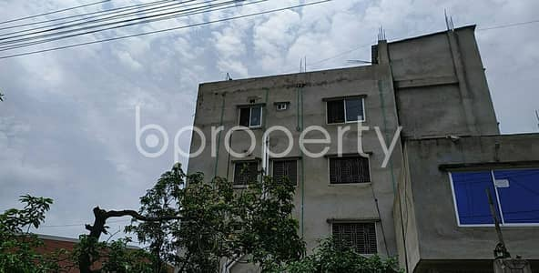 2 Bedroom Flat for Rent in 11 No. South Kattali Ward, Chattogram - Your Desired Large 2 Bedroom Home In South Kattali Nearby Sagorika Jame Masjid Is Now Vacant For Rent