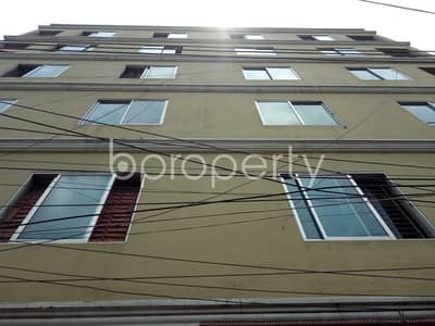 2 Bedroom Apartment for Rent in Hazaribag, Dhaka - A Well-featured 950 Sq Ft Residence Is Ready For Rent At Bhagalpur, Hazaribag.