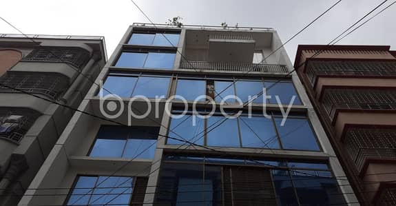 ভাড়ার জন্য এর ফ্লোর - নিকুঞ্জ, ঢাকা - Set Up Your New Commercial Space In The Location Of Nikunja 2 Nearby Khilkhet Nikunja 2 Jame Masjid.