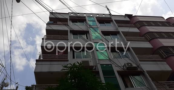 Office for Rent in Nikunja, Dhaka - A 600 Sq Ft Commercial Space Is Available For Rent Which Is Located In Nikunja 2, Nearby Residential Laboratory College