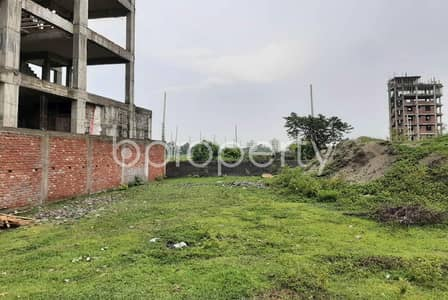 Plot for Sale in Uttara, Dhaka - Commercial Plot Is Available For Sale In Uttara Nearby Tafalia Sarbojonin Durga Mandir