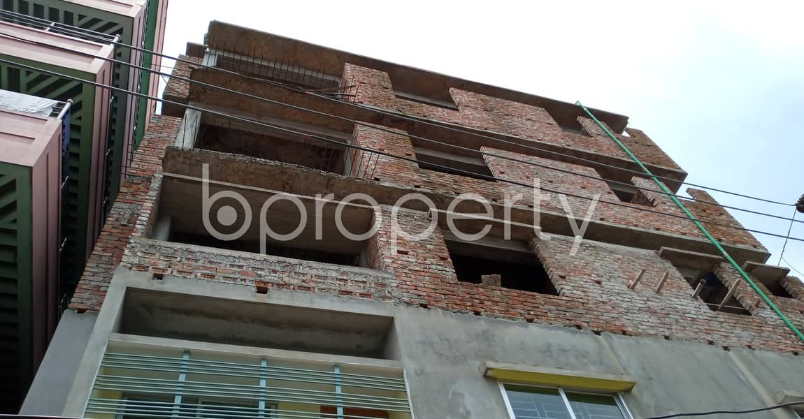 900 Sq Ft Apartment For Rent In Golap Housing Society Near N. Mohammad Convention Center