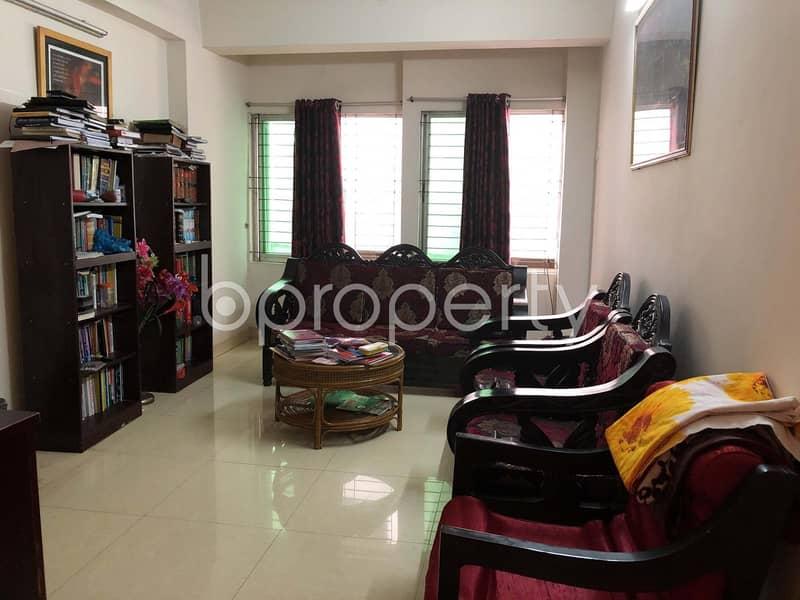 In The Location Of Shiddheswari An Apartment Is For Sale Near Habibullah Bahar University College