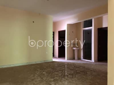 4 Bedroom Flat for Sale in Uttar Lalkhan, Chattogram - Offering You A 1600 Sq Ft Nice Flat For Sale In Khulshi 1 Near Ispahani Public School And College