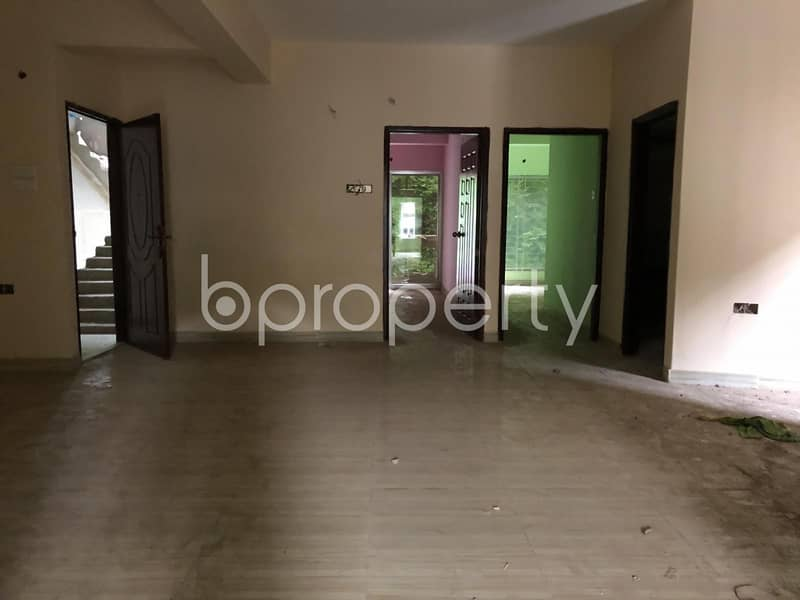 Apartment For Sale In Khulshi 1, Near Ispahani Public School And College