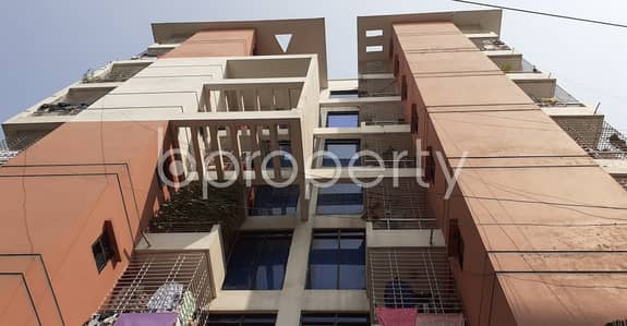 3 Bedroom Flat for Sale in Dakshin Khan, Dhaka - An Apartment Which Is Up For Sale At Moushair Near To Shahid Yakub Ali Masjid