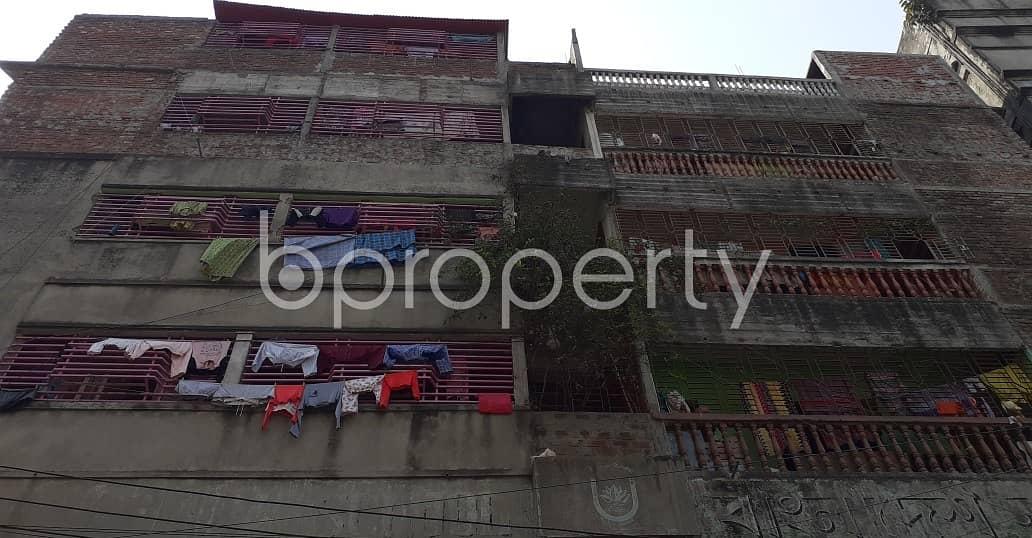 Visit This Apartment For Sale In West Jatrabari Near Jatrabari Govt. Primary School.
