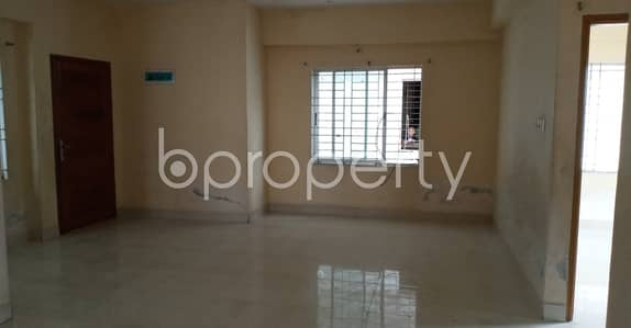 3 Bedroom Apartment for Rent in Muradpur, Chattogram - Wonderful Flat Covering An Area Of 1275 Sq Ft Is Available For Rent In Cda Avenue, Muradpur