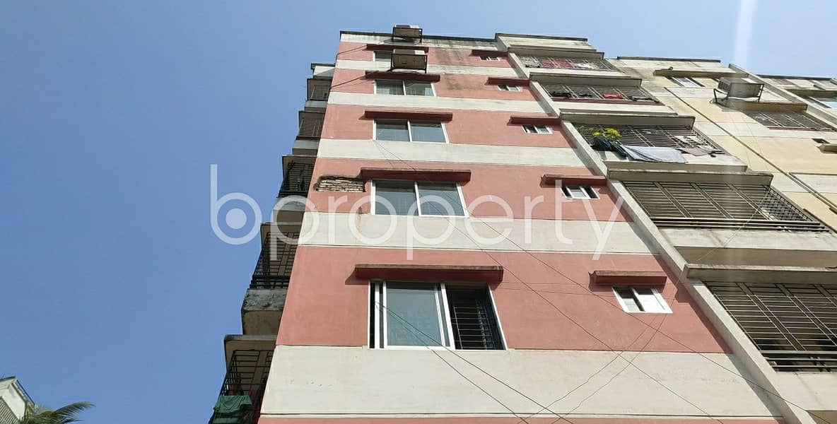 Near Ideal College, 1300 Sq Ft Nice Flat For Rent In Dhanmondi