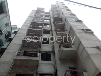 4 Bedroom Flat for Sale in Ibrahimpur, Dhaka - An Apartment Of 1500 Sq Ft Is Waiting For Sale At Ibrahimpur Nearby Monipur High School And College