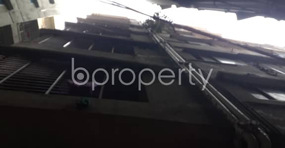 2 Bedroom Apartment for Sale in Kachukhet, Dhaka - In The Location Of Kachukhet , Close To Sonali Bank A Flat Is Up For Sale