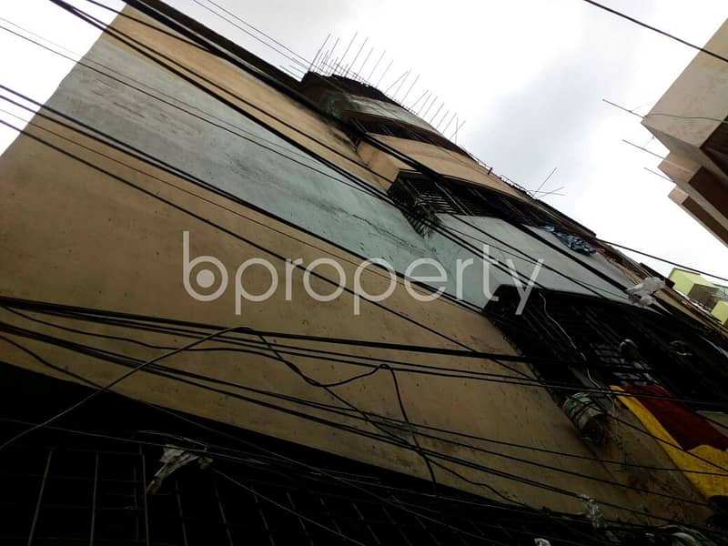 An Apartment Ready For Rent At Dhanmondi , Near Aziz Co-operative Housing Society Mosque.