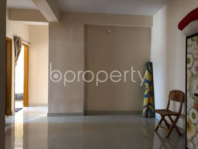 A Beautiful Apartment Is Up For Sale At Bayazid Near Chattogram Polytechnic Institute