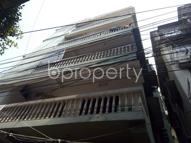 Grab This Flat Up For Rent In Shukrabad Near Shukrabad High School
