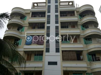 2 Bedroom Apartment for Rent in Bayazid, Chattogram - 2 Bedroom Nice Flat In Oxygen Kuwaish Road Is Now For Rent Nearby Apollo Hospital.