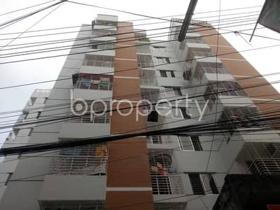 3 Bedroom Flat for Sale in Maghbazar, Dhaka - Wonderful Flat Covering An Area Of 1300 Sq Ft Is Available For Sale In Maghbazar Near Nayatola Park