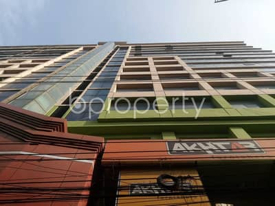 Office for Rent in Maghbazar, Dhaka - A Structurally Well Set 1300 Sq Ft Furnished Commercial Space For Rent Is Available In Outer Circuler Road, Maghbazar.