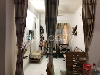 3 Bedroom Apartment for Sale in Dakshin Khan, Dhaka - 1320 Sq. ft Apartment Is Up For Sale In The Location of Gawair Near To K C Model School & College
