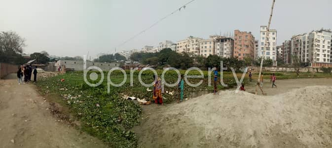 Reasonable 3600 Sq Ft Plot Is Available For Sale In Mirpur