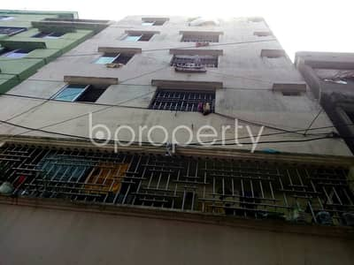 2 Bedroom Apartment for Rent in Uttar Lalkhan, Chattogram - Plan to move in this 1000 SQ FT flat which is up to Rent in Khulshi