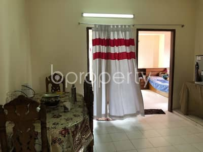 3 Bedroom Flat for Sale in Dakshin Khan, Dhaka - An Attractive Apartment Is Up For Sale Covering An Area Of 1500 Sq Ft At Dakshin Khan