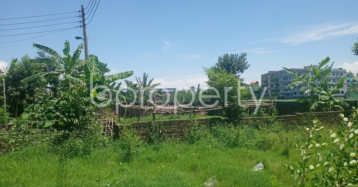 2880 SQ FT plot is now for sale in Patenga