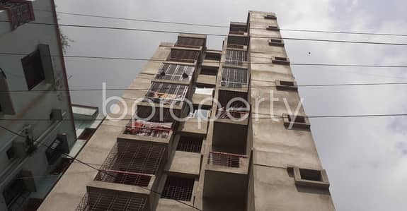 4 Bedroom Flat for Sale in Ibrahimpur, Dhaka - We Have A 1500 Sq. Ft Flat For Sale In Ibrahimpur Nearby Monipur High School and College (Branch-2).
