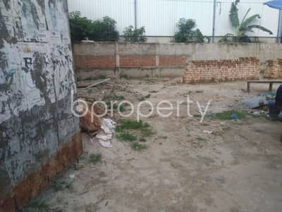 Plot for Sale in Turag, Dhaka - Residential Plot Is Available For Sale In Turag Nearby Update East West Hospital