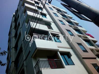 3 Bedroom Apartment for Rent in Hathazari, Chattogram - Check This Apartment Up For Rent At Hathazari Near NCC Bank Limited.