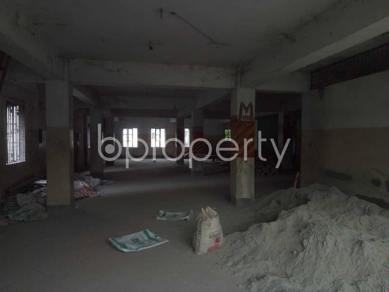 Check This Office Space For Rent Located Near To Mirpur 11 Central Jame Masjid